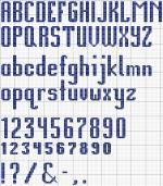 Alphabet 12 Design
