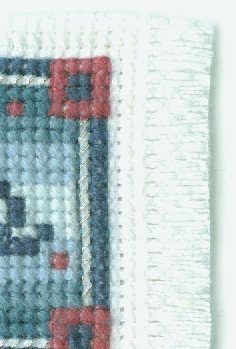 be9a361d5b How to Make Fringe for Cross Stitch