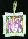 Hark Christmas Cross Stitch