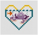Go to Octopus Cross Stitch pattern page