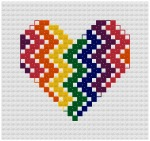 Go to Cross Stitch Hearts pattern page
