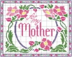 Mothers Day Cross Stitch