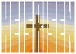He Is Risen Design for Easter