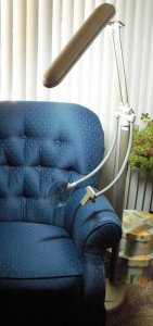 Favorite Chair for Stitching