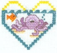 Octopus Cross Stitch