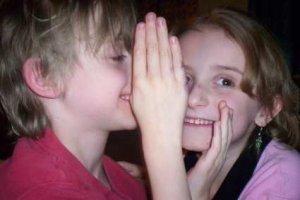 Secrets among siblings